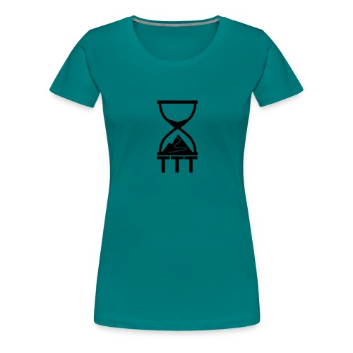 ttt - Women's Premium T-Shirt