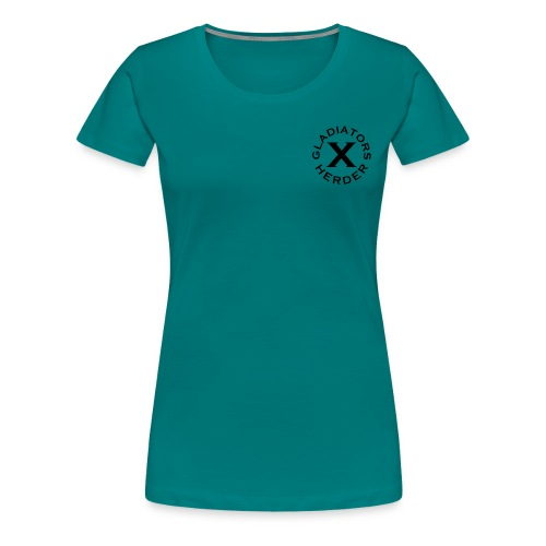Hiro2 - Frauen Premium T-Shirt