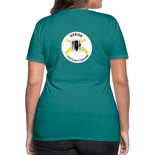 Svegs Pistolskytteklubb - Premium-T-shirt dam