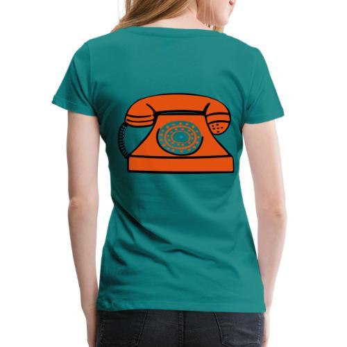 PHONERED - Women's Premium T-Shirt