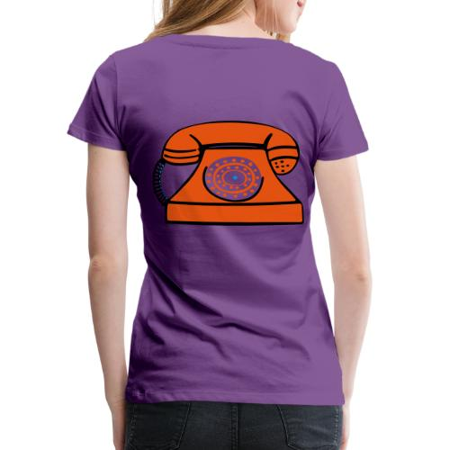 PHONERED - Women's Premium T-Shirt
