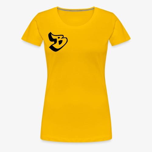 Basti6566 - Frauen Premium T-Shirt