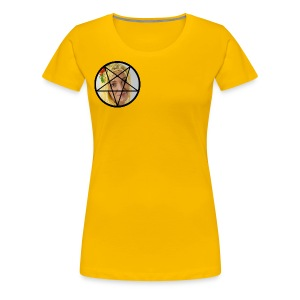 Stacy Pentagram - Women's Premium T-Shirt