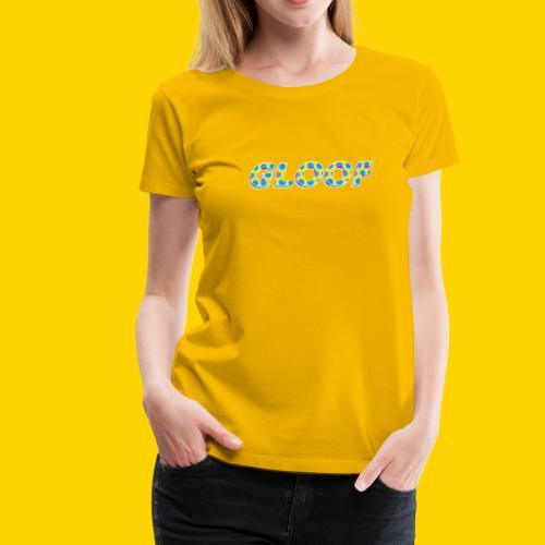 Gloof dotted - Women's Premium T-Shirt