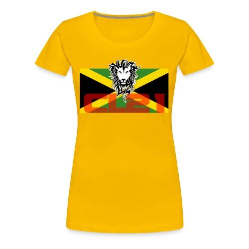 RASTA 13 - T-shirt Premium Femme