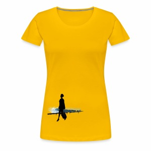 Flight attendant - Women's Premium T-Shirt