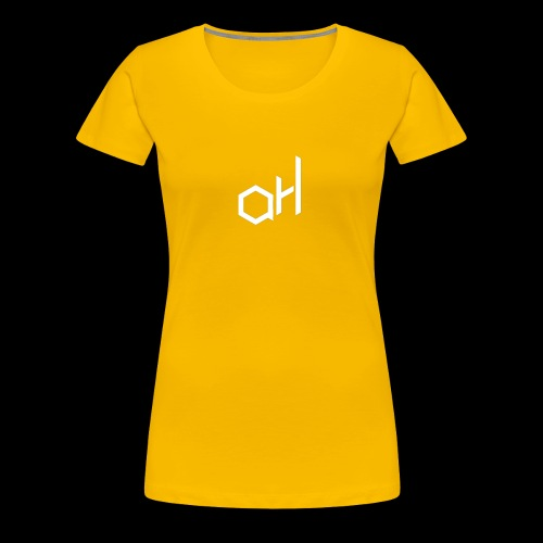 ARL Logo - Vrouwen Premium T-shirt
