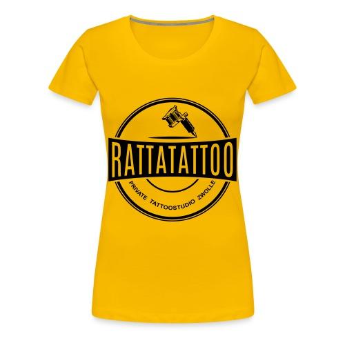 RATTATATTOO LOGO GOED - Vrouwen Premium T-shirt