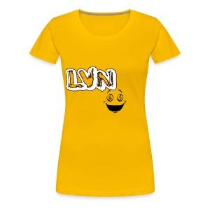 LoGoTest - Vrouwen Premium T-shirt