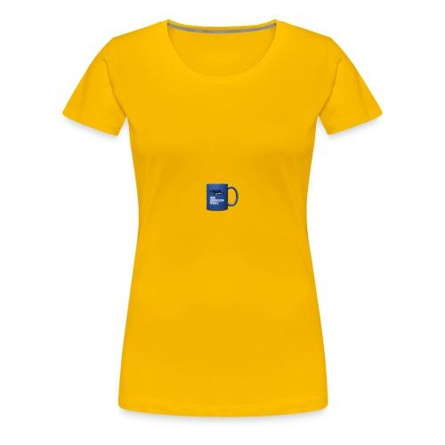 Meine Tasse Newstart - Frauen Premium T-Shirt