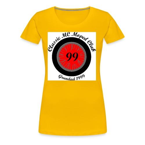 Kopia av CMMClogganFaerg20160905 - Premium-T-shirt dam