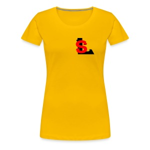 LinkuSLogo - Women's Premium T-Shirt