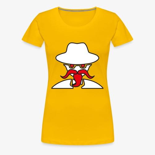 Insidious eSports Longbeard - Frauen Premium T-Shirt