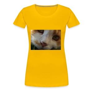 Peek-a-boo - Premium-T-shirt dam