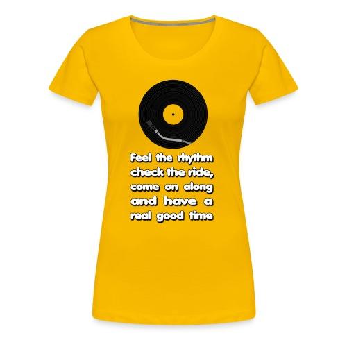 The Freak - Women's Premium T-Shirt