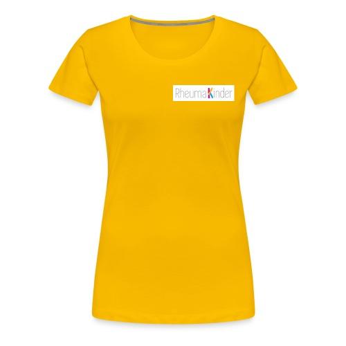 RheumaKinderLogoEinfach - Frauen Premium T-Shirt