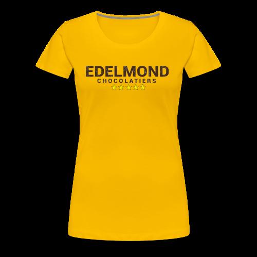 Edelmond Chocolatiers - Frauen Premium T-Shirt