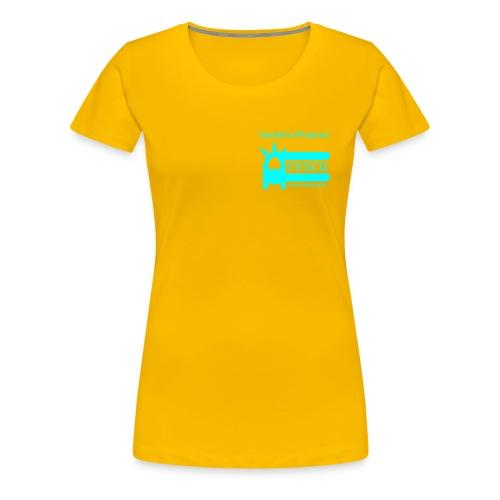 AFrescu - T-shirt Premium Femme