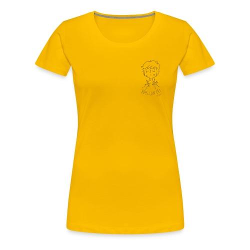 Boys can cry - T-shirt Premium Femme