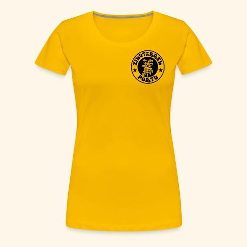 ZIKUTARRAK KOADRILA - Camiseta premium mujer