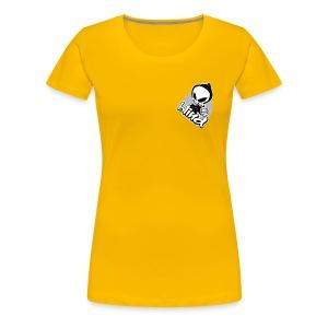 DJ Blind - Frauen Premium T-Shirt