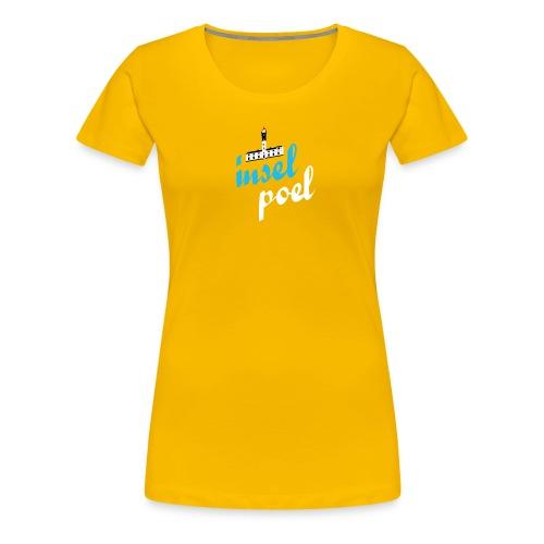 Insel Poel mit Leuchtturm Timmendorf - Frauen Premium T-Shirt