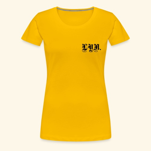 LYN. Classique II - T-shirt Premium Femme