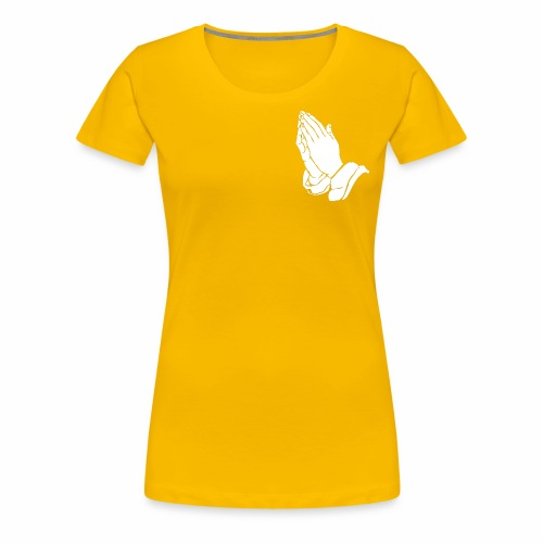 prayer - Frauen Premium T-Shirt