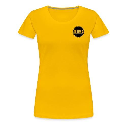 Oluwa - Women's Premium T-Shirt
