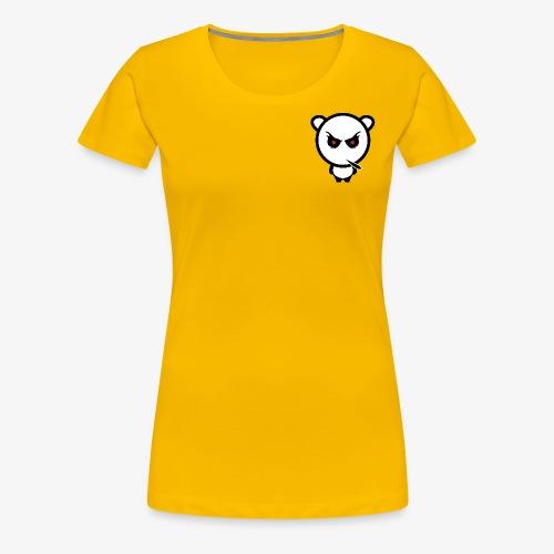 Merchandise with MiN0R Logo. - Premium T-skjorte for kvinner
