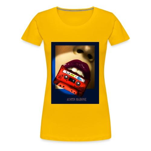 Croque-Moi - T-shirt Premium Femme