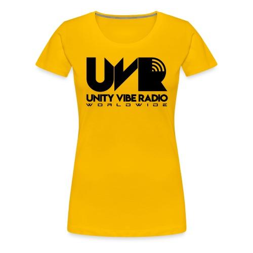 UVR - Feel the Vibe - Women's Premium T-Shirt