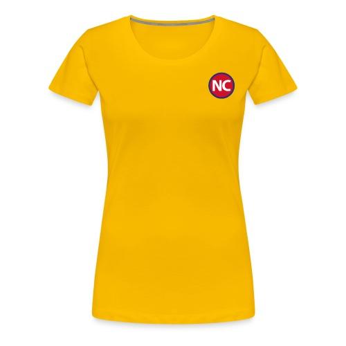 No Connection - Dame premium T-shirt