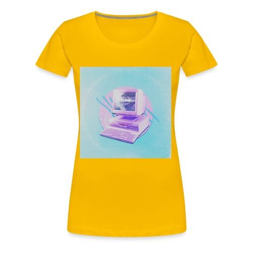 virtual - Frauen Premium T-Shirt