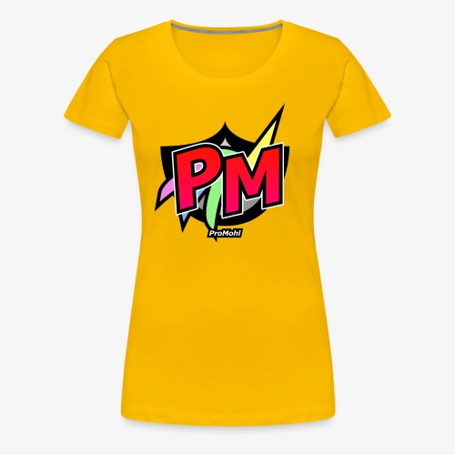 ProMohlTest - Frauen Premium T-Shirt