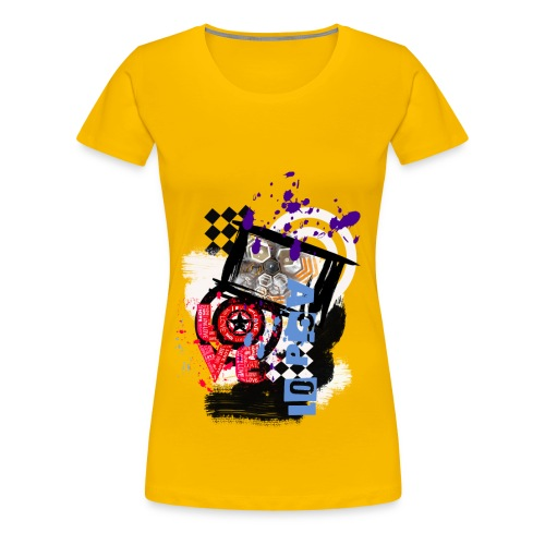 NMA 724 - Frauen Premium T-Shirt
