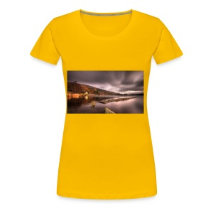 DjZ - Vrouwen Premium T-shirt
