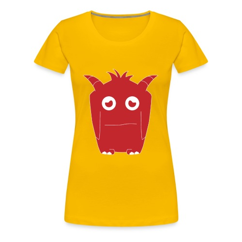 Lucie from smashET - Women's Premium T-Shirt