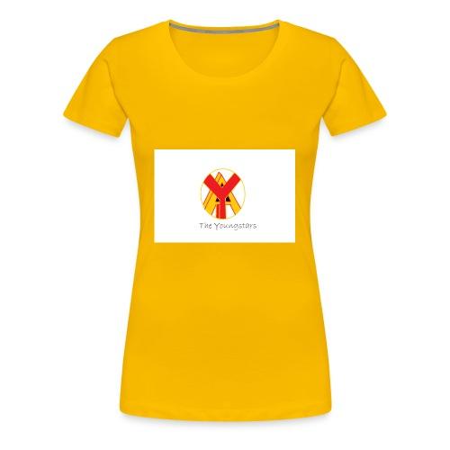The Youngstars - Women's Premium T-Shirt