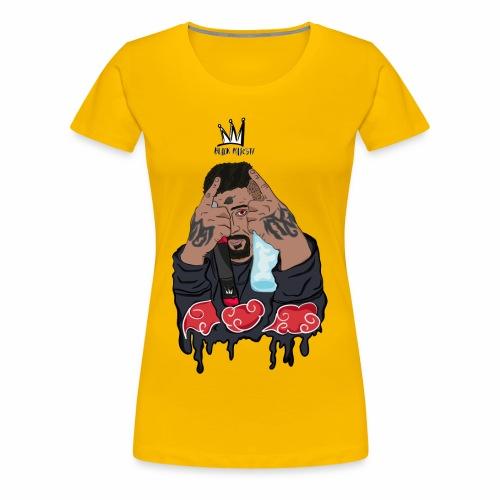 BLACK MAJESTY EXUBACOICHIHA - T-shirt Premium Femme