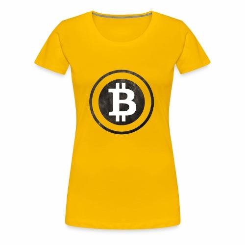 bitcoin 1813545 - Frauen Premium T-Shirt