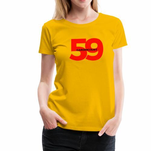 GARDINCOURT Collection F - T-shirt Premium Femme