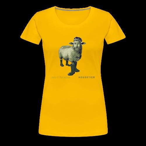 Limits of Perception 004 Housetier EP - Frauen Premium T-Shirt