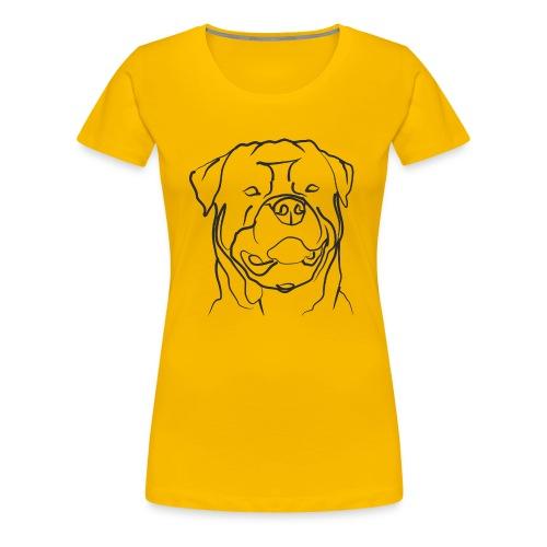 Rottweiler Original - Frauen Premium T-Shirt
