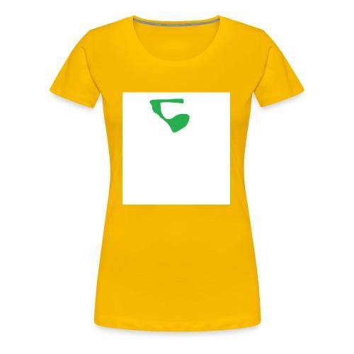 Decerion-Line - Frauen Premium T-Shirt