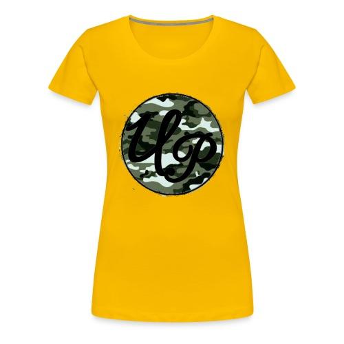 Unique Productions Camo Print - Women's Premium T-Shirt