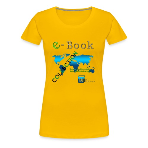 E-Book Collection - Camiseta premium mujer