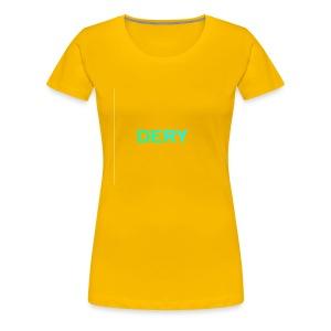 DERY - Frauen Premium T-Shirt
