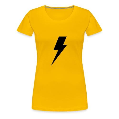 Cicatrice éclair HP - T-shirt Premium Femme