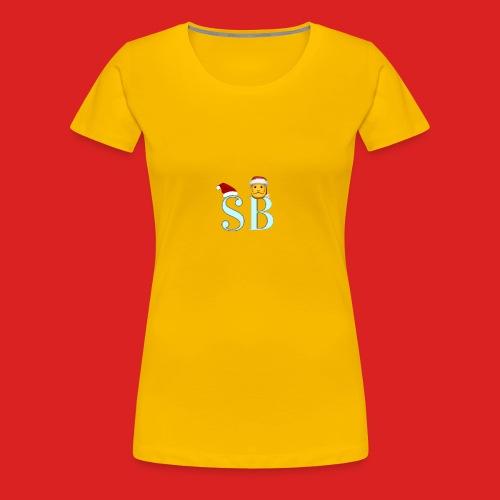 SB Xmas - Women's Premium T-Shirt